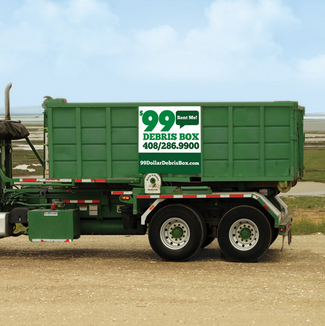 $99 Debris Box   Call to reserve your dumpster today! 408-286-9900